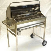 Snappy King Roaster Oven including Gas