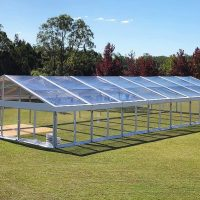 10m Wide Marquee