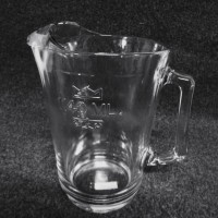 Glass Beer Jug