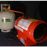 Jet Blower Industrial Gas Heater