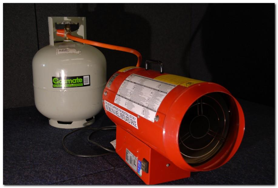 Jet Blower Industrial Gas Heater C2c Event Hire