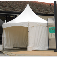 Small Structures 4m x 4m